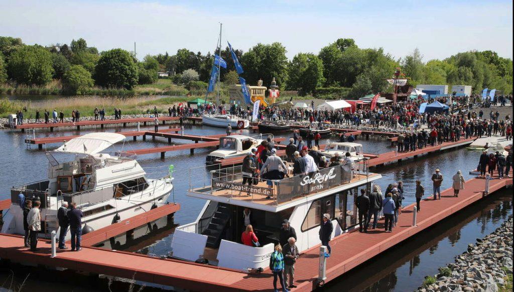 Hafenmarkt in Teltow